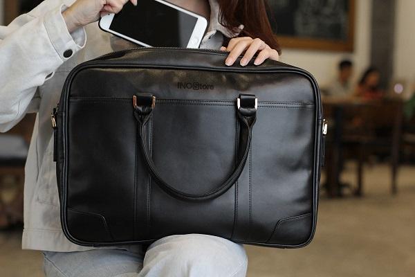 Cặp da đựng laptop nữ - Quà tặng ngày 20/10 cho giáo viên độc đáo ý nghĩa hot nhất 2021